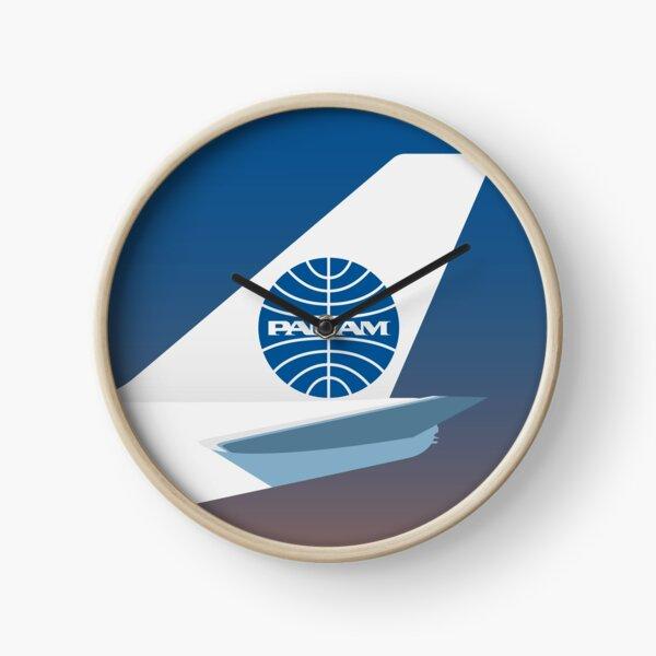 Pan American World Airways design Clock