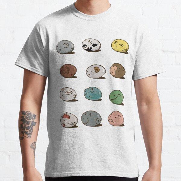 Zodiaque chinois - Corbeille de fruits T-shirt classique