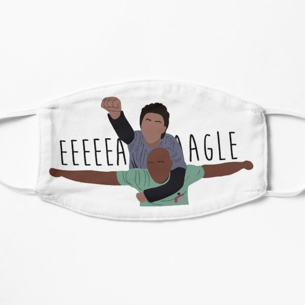 Fake doctors Eagle Flat Mask