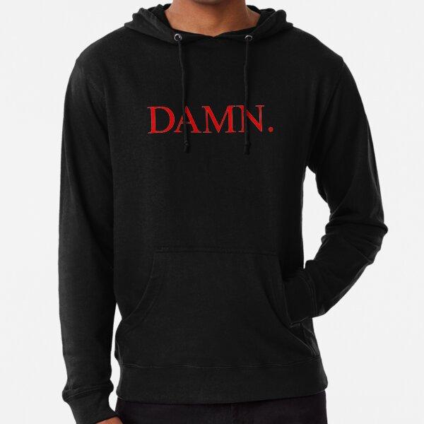 Kendrick Lamar Damn Lightweight Hoodie