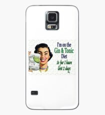 Low on Fat fer Sure Case/Skin for Samsung Galaxy