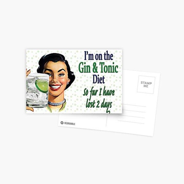 Low on Fat fer Sure Postcard