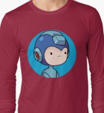 Mega man Long Sleeve T-Shirt