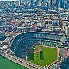 SF Giants Stadium  by David  Perea