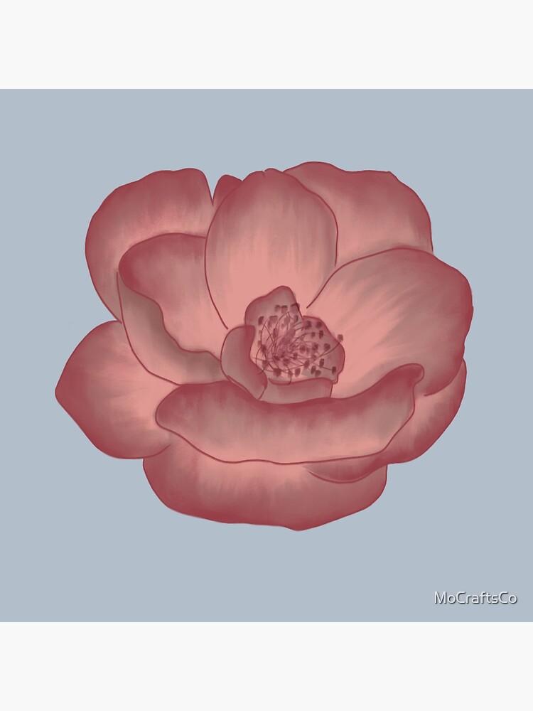 Pretty Pink Primrose by MoCraftsCo