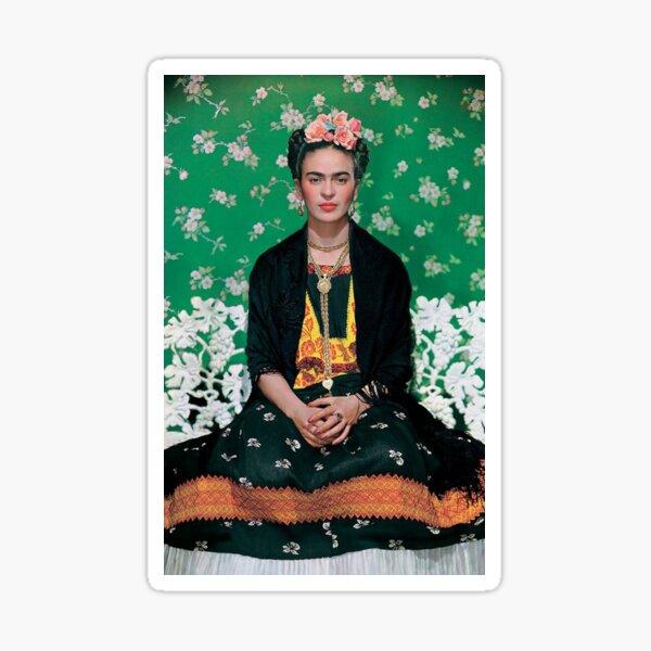 Frida Kahlo Pegatina