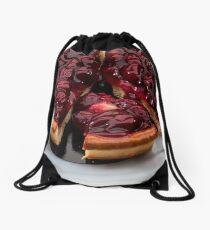 jam tart Drawstring Bag