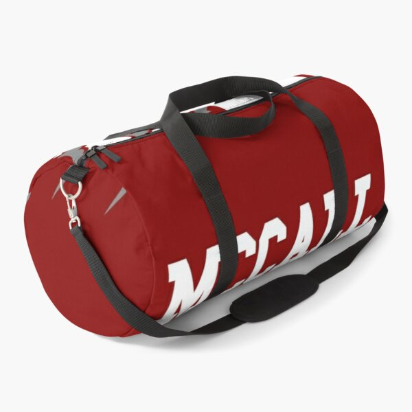 Teen Wolf McCall 11 Lacrosse Beacon Hills Duffle Bag