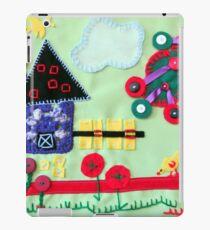 Needlework iPad Case/Skin