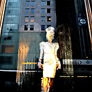 Angel Tara of Light, Maiden of NYC by David  Perea