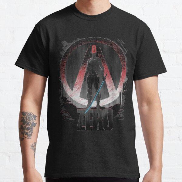 Zer0 - Borderlands 2 Classic T-Shirt