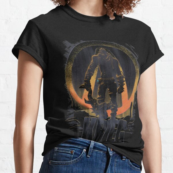 Krieg - Borderlands 2 Classic T-Shirt