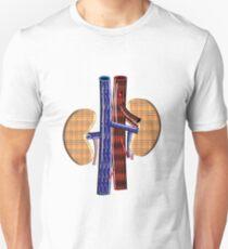 Human Kidney Art T-Shirt