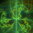 Green Knot by 319media