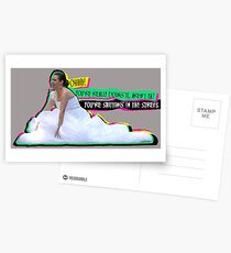 Bridesmaids - Ohh! You're doing it, aren't you? Postcards