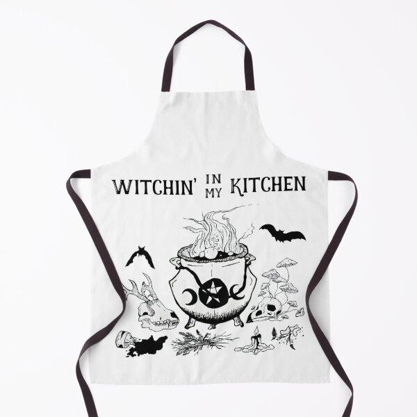 Witchin' in my Kitchen Apron