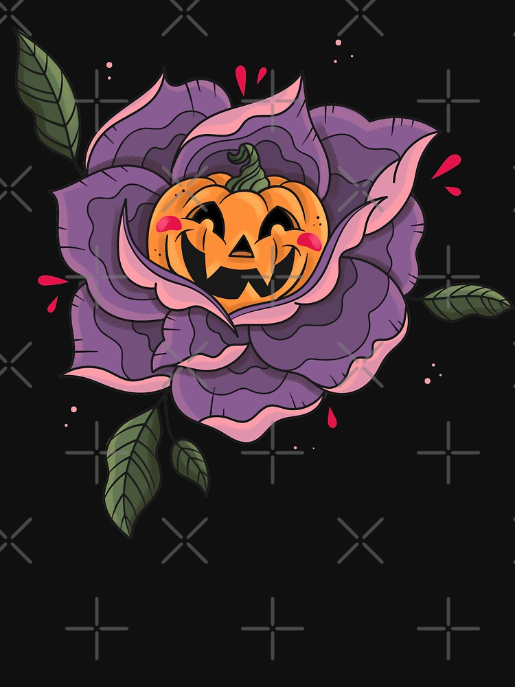 PUMPKIN ROSE by xxzbat