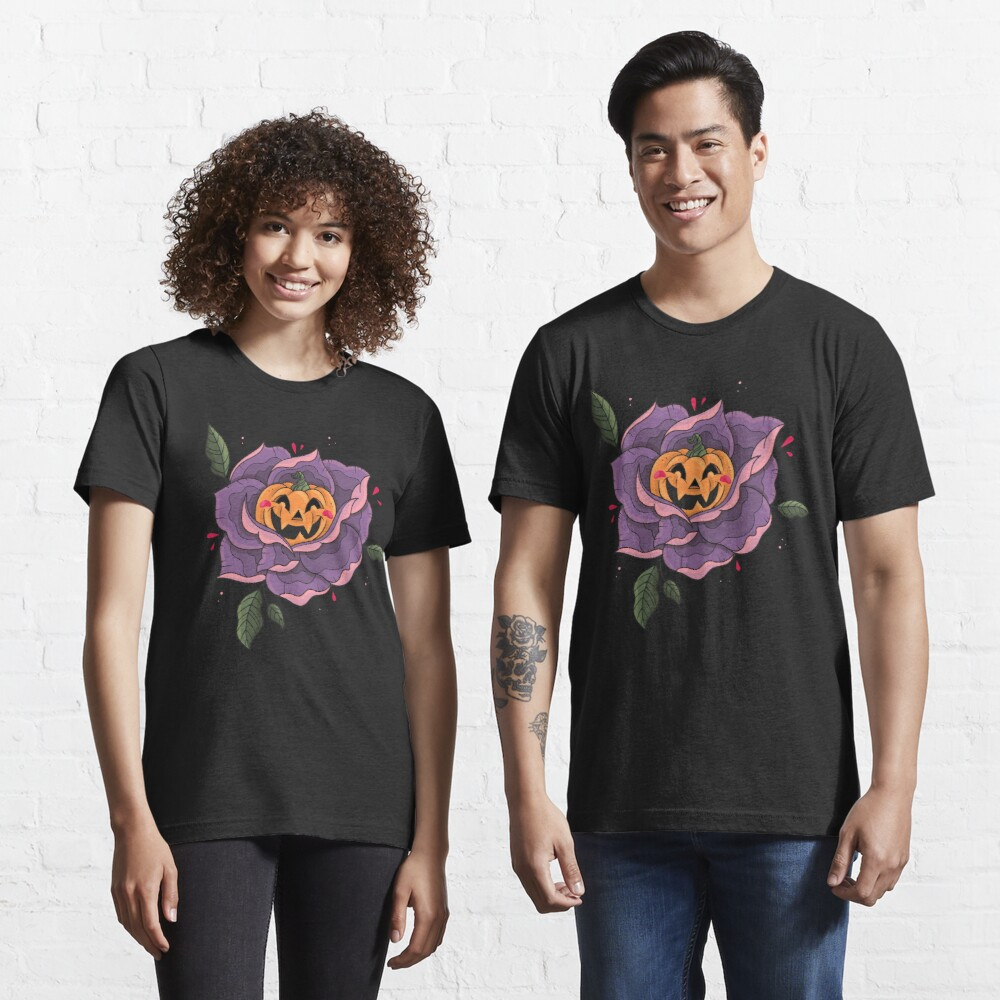 PUMPKIN ROSE Essential T-Shirt