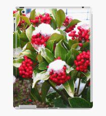 Happy Christmas iPad Case/Skin