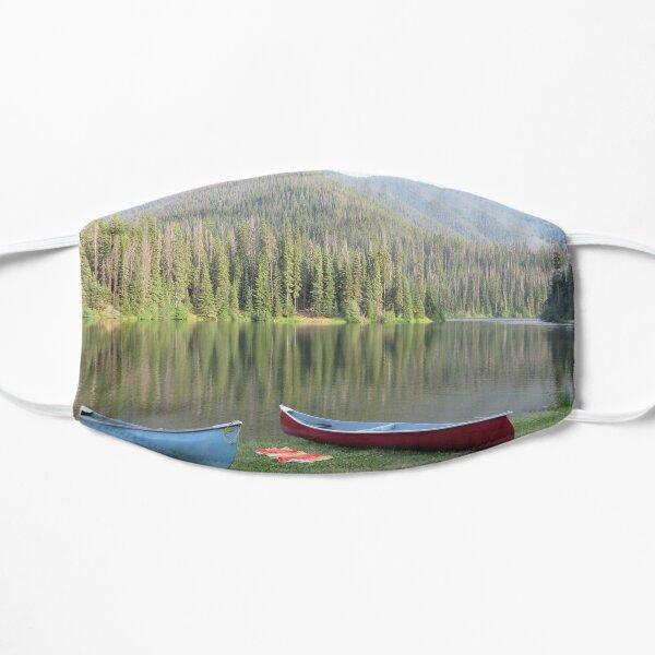 Lake Canoes  Flat Mask