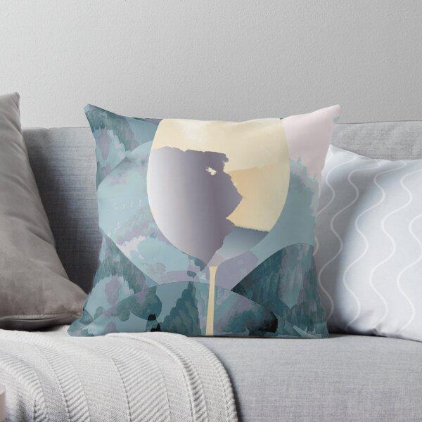 Niagara wines Riesling Throw Pillow