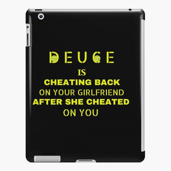 DEUCE iPad Snap Case