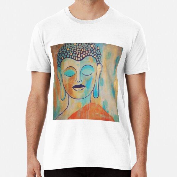 Compassionate Buddha  Premium T-Shirt