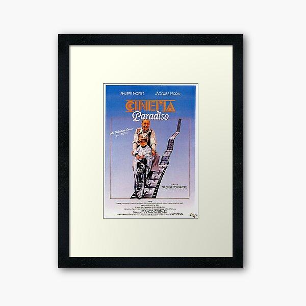 Movie Poster Merchandise Framed Art Print
