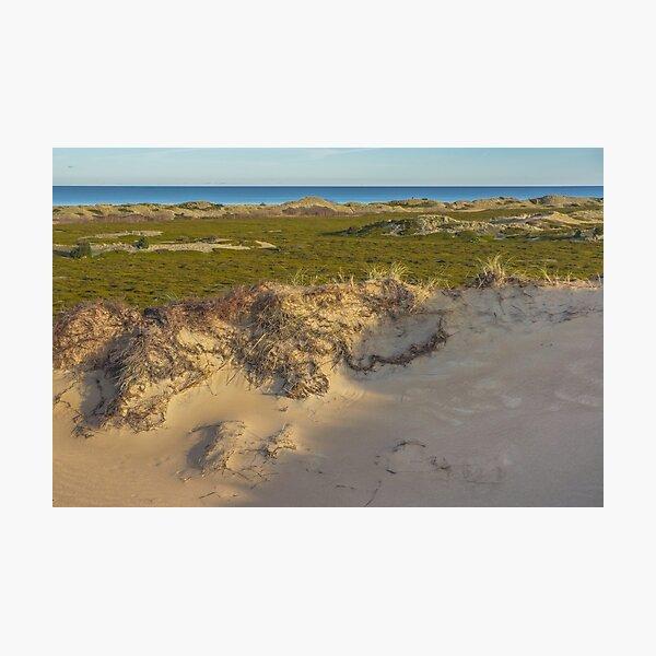 Dune. Island landscape Photographic Print