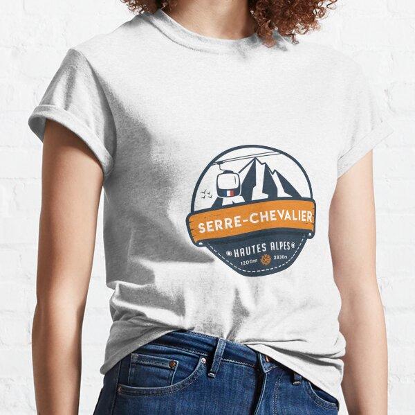 SERRE CHEVALIER T-shirt classique