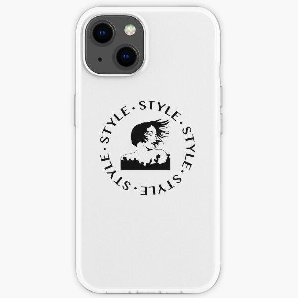 Style fashion design portrait iPhone Soft Case
