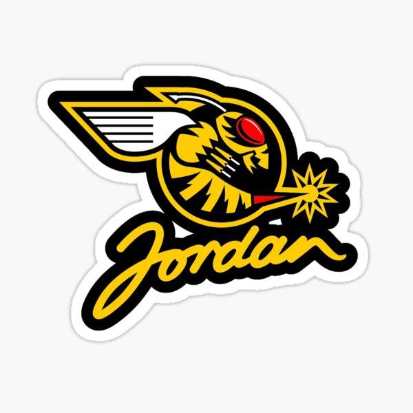 Équipe Jordan Grand Prix F1 Sticker