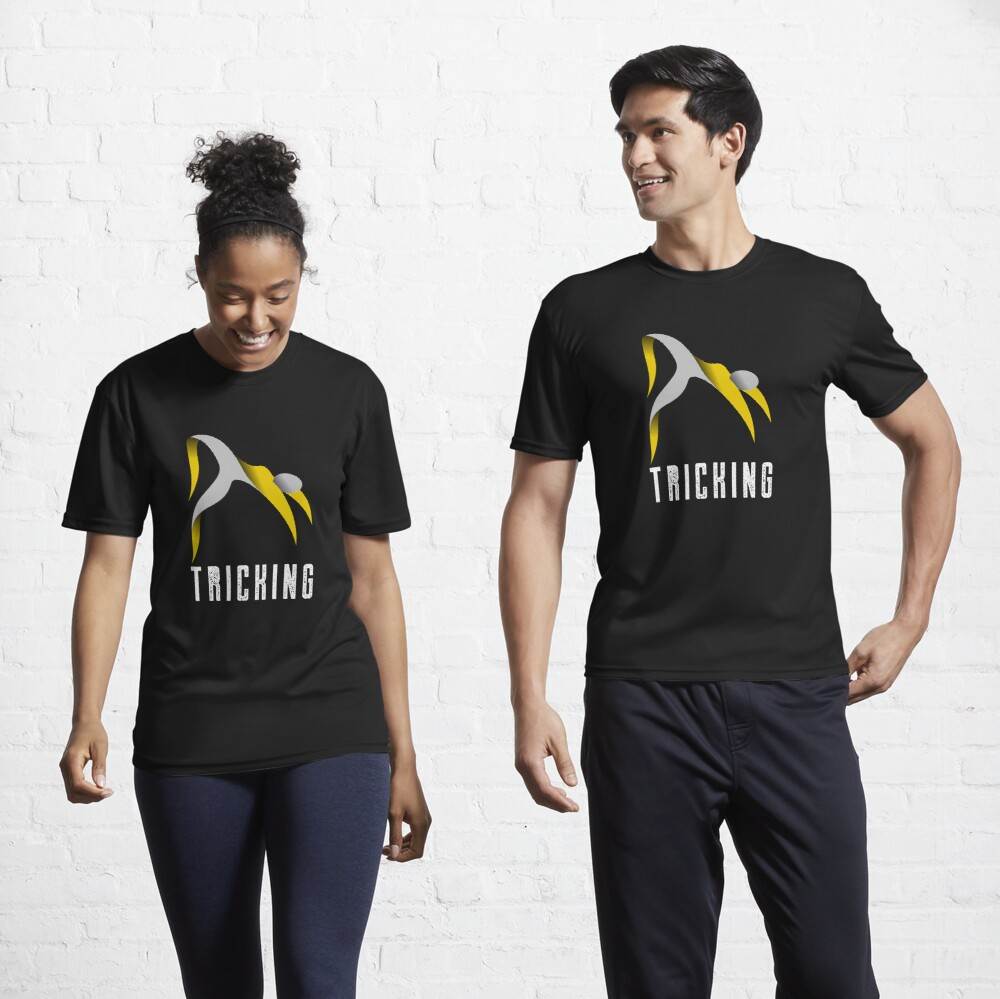 Tricking Active T-Shirt