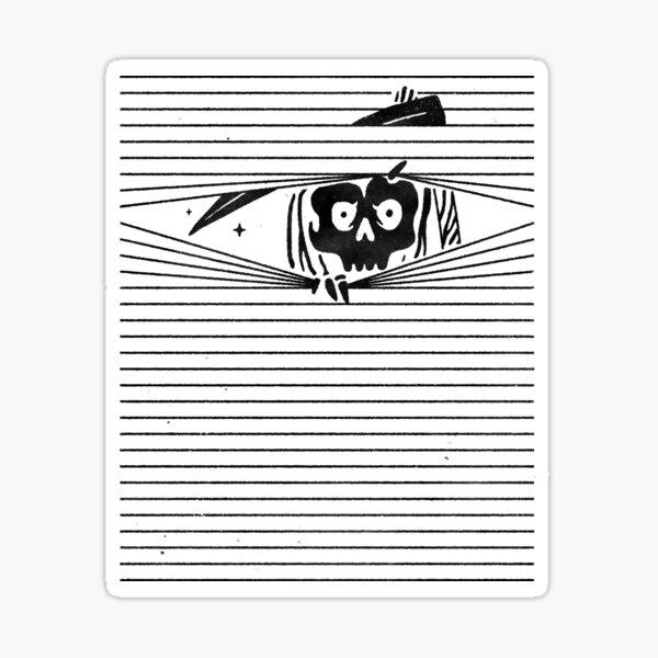 Reapin Creepin Sticker