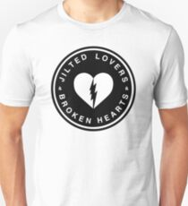 JILTED LOVERS & BROKEN HEARTS Unisex T-Shirt