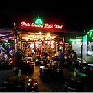 Eminonu Fish Cafe, Istanbul, Turkey by Zoe Marlowe