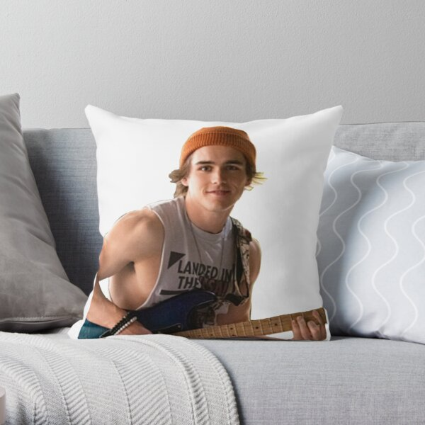 Charlie Gillespie/ Luke Patterson Throw Pillow
