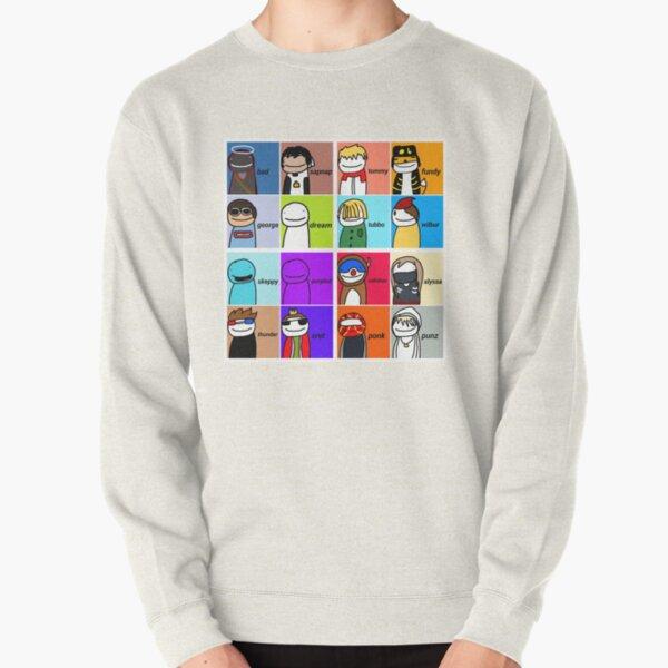 Dream Smp Pullover Sweatshirt
