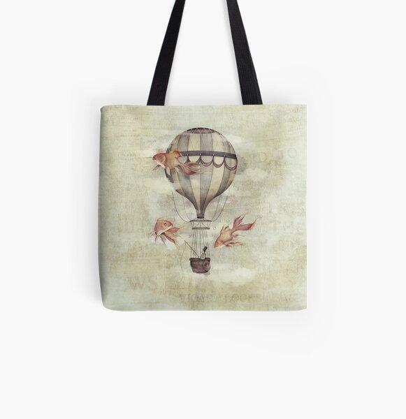 Skyfisher All Over Print Tote Bag