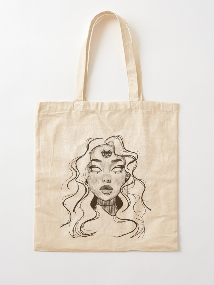 Alternate view of Third age Tote Bag