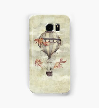 Skyfisher Samsung Galaxy Case/Skin