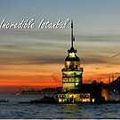Istanbul Calendar Cov by Zoe Marlowe