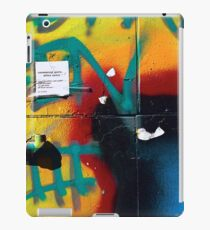 Commercial Space iPad Case/Skin