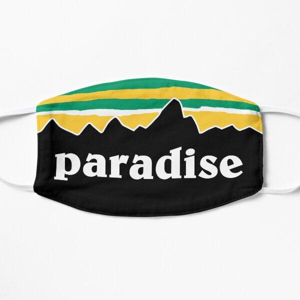 Paradise  Flat Mask