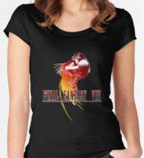 FF VIII Women's Fitted Scoop T-Shirt