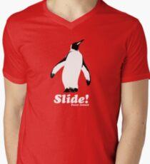 Fight Club Power Animal Slide T shirt Men's V-Neck T-Shirt