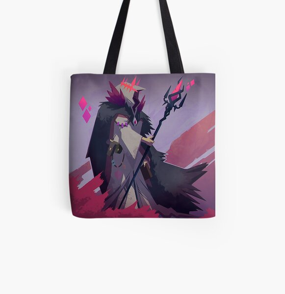 Red mage All Over Print Tote Bag