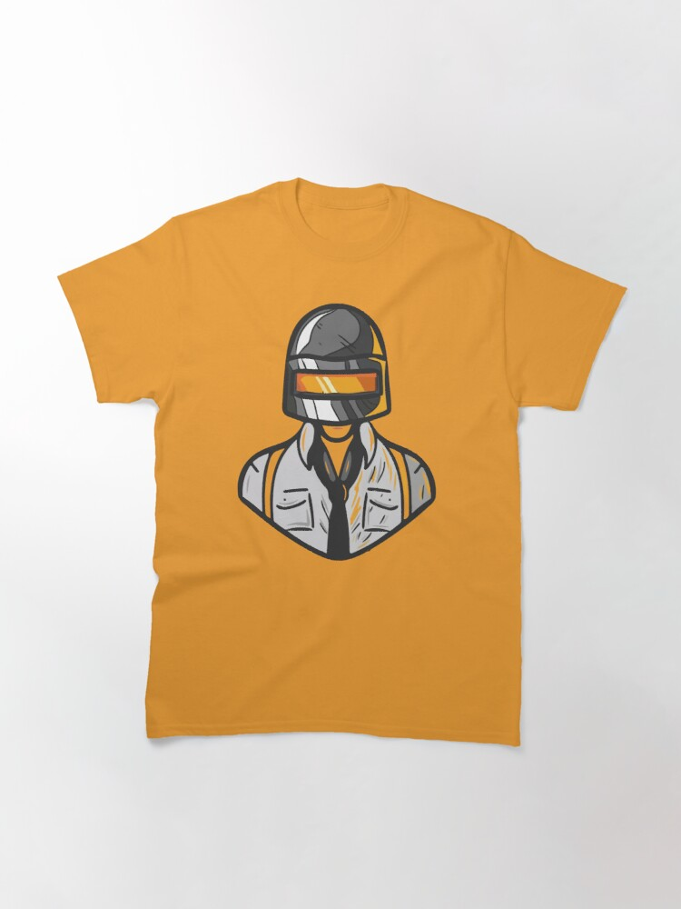 Alternate view of PUBG PlayerUnknowns Classic T-Shirt