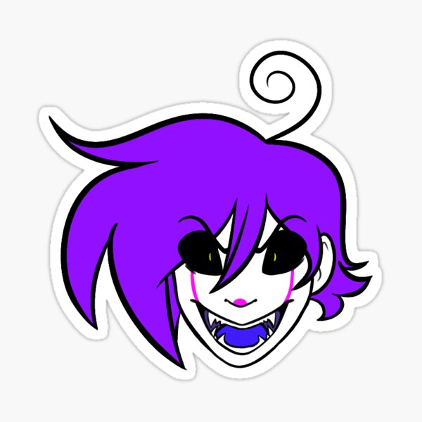 HAH! Sticker