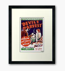 Movie Poster Merchandise Framed Print